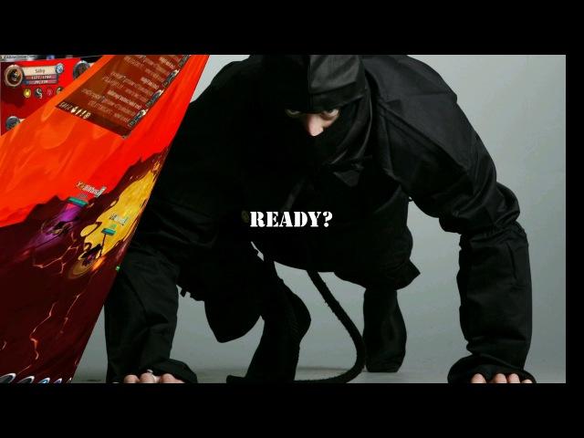 Albion Online CP ROshechka 5vs5 Frost Staff Ninja Style