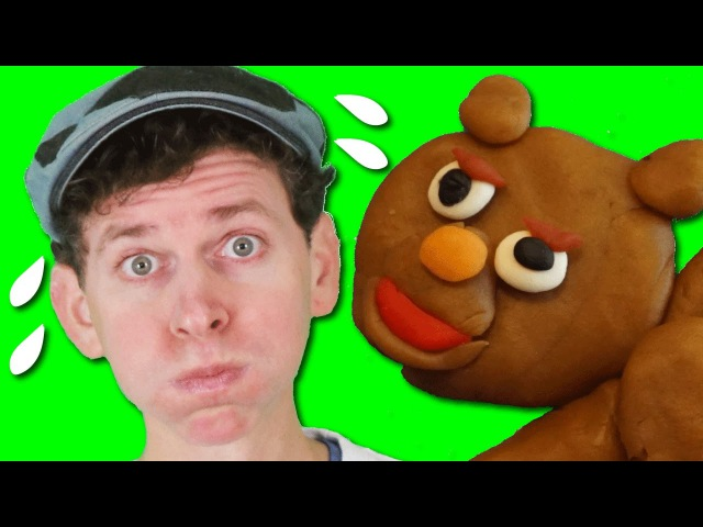Walk In The Woods Animal Song with Matt | Action Song for Children | Learn English Kids