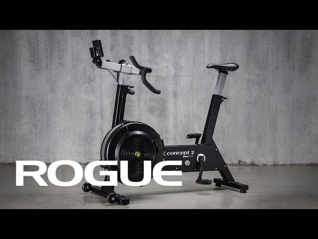 The New Concept2 Bike ERG