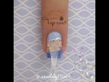 Amazing nails art !!! Vlechten met Daan
