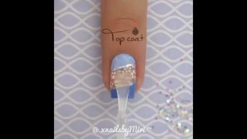 Amazing nails art Vlechten met Daan