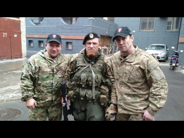 Отдельный разведывательный батальон «СПАРТА» 2017