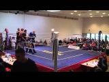 Artur Amaev Mikenta vs Sergio Samy Mustafa. -75kg.- Upcoming Fighters
