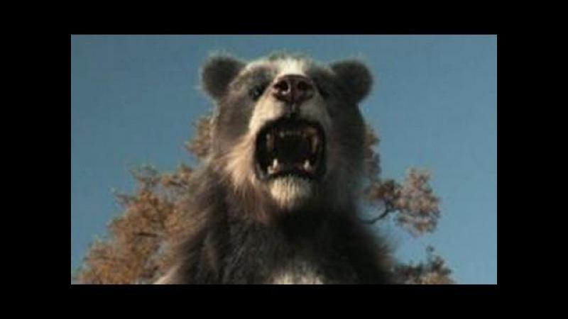 Затерянные миры. Доисторические монстры. Короткомордый медведь. National Geographic.