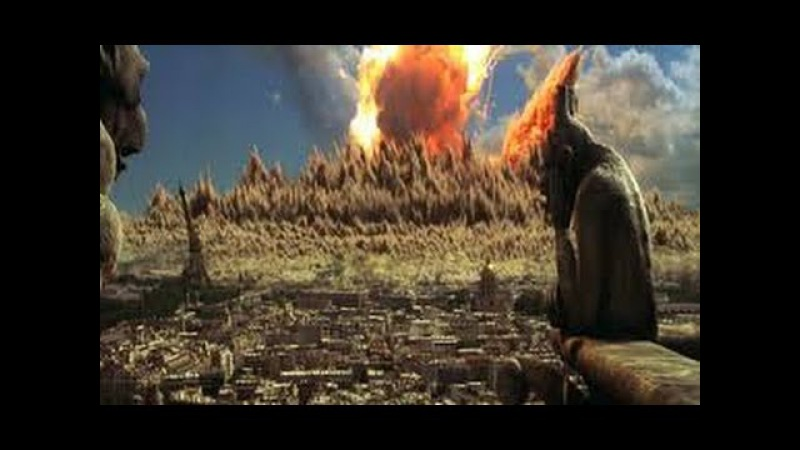 Вот что случилось 4000 лет назад. Содом и Гоморра Секретные территории