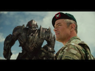 Transformer: The Last Knight - 10 Years 'Special Thank You From Michael Bay'