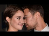 Shailene Woodley &amp Theo James Best cute moments HD