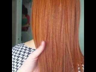 Nelina Svetlana • Feb 27, 2017 Александра ботокс для волос от HONMATOKYO H-BrushBotox 👉 это тотальное восстановление (без функции выпрямления❗) поврежденных волос: убирает сеченные кончики, пушистость, делает структуру волоса однородной