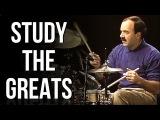 Peter Erskine Triplet Tom Rolls STUDY THE GREATS