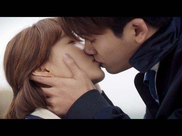 반쪽의 하트가 만나 하나가 되다… 박형식♡박보영, 첫 키스 힘쎈여자 도봉순 12
