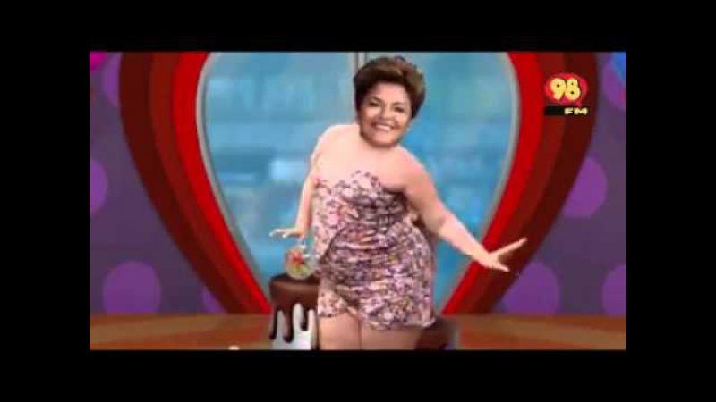 Dilma Rousseff - Gasolina ( HD ) - Video Clipe Oficial