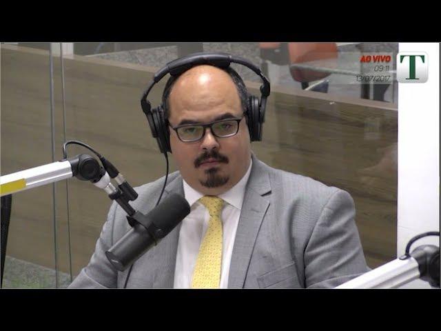 Entrevista com o vereador de BH, Mateus Simões, do Partido Novo