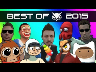 Vanoss Gaming Funny Moments - Best Moments of 2015 (Gmod, GTA 5, Zombies, Dead Realm, More!)