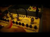 Metasonix D 1000 Vacuum Tube Drum Machine &amp Metasonix F 1 Tube Distortion Pedal