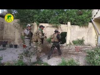 #شاهد | لحظات شرسة لمعارك ضارية اثناء تحرير حي الابار /الموصل الرد السريع ومكافحة ...