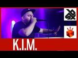 K.I.M. (FRANCE)    Grand Beatbox Battle 2015    SHOW Battle Elimination
