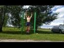 Вызов Игоря Войтенко 55 4kg/ Maximum pull-ups in 2 min 4 kg (73 kg 4 kg) 55 reps