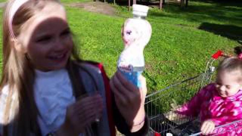 Московские детские площадки, в тц Алиса в стране чудес