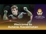 Welcome to Astana, Kazakstan I 2017 World Tour Grand Finals