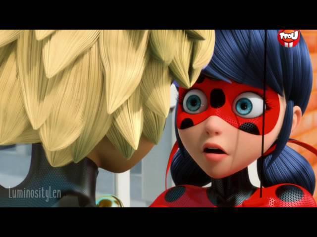 Catch My Breath | Marinette/Ladybug x Chat Noir/Adrien