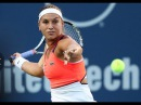 2017 Connecticut Open Second Round Dominika Cibulkova vs Alizé Cornet WTA Highlights