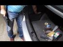 Бортики вещевых отсеков багажника VW Polo Sedan