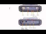 Обзор USB-осциллограф ISD205A