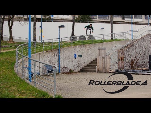 Rollerblade team visits Switzerland 2013