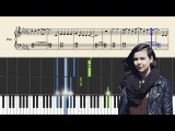 Of Monsters And Men - Little Talks - Piano Tutorial + SHEETS