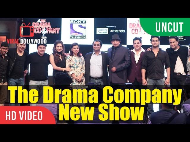 UNCUT - The Drama Company Show Launch | Sanket, Krishna, Sudesh, Sugandha, Ali, Ridhima | Sony TV
