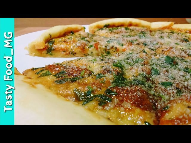 ✧ ПИЦЦА С САЛЯМИ ✧ Pizza With Salami ✧ Марьяна