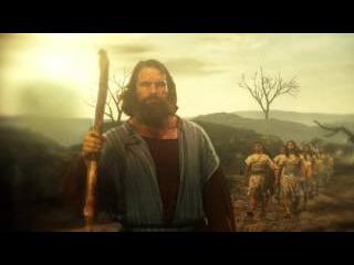 Моисей.Смертельная погоня. Великие сражения древности