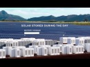 Самая большая ферма солнечной энергии в мире