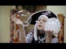 Шоу мыльных пузырей О-ля-ля! для детишек из детского дома Солнышко