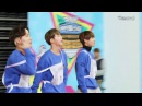 """[160211] 3 Adorable Models of BTS at 2016 """"Idol Star Athletics Championships' Lunar New Year Special"""