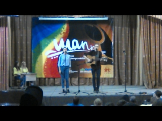 Максим Кабанов и Лидия - Кошка (В. Дркин)