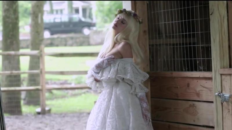 Миранда Керр (Miranda Kerr) голая в журнале «V Magazine» (2013)