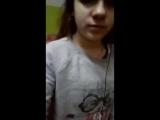 Настя Букрина - Live