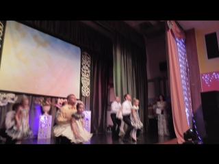 Танец Папы и дочки. МБУ ММЦ