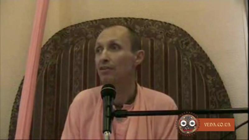 Бхакти Ананта Кришна Госвами - ШБ 7.14.1 Варнашрама дхарма