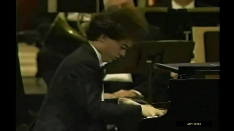 Tchaikovsky. Piano Concerto №1 b-moll - Evgeny Kissin, Seiji Ozawa, Boston Symphony Orchestra