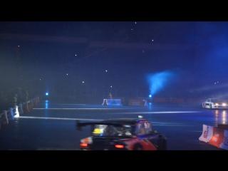 Шоу G-Drive. Гонка тысячелетия (дрифт на пятерке)