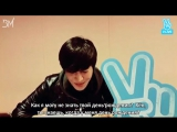 [RUS SUB] V: Big Star Sunghaks phone call with BTS J-Hope