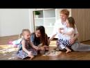 Настольная игра Буквограмма. Развитие ребенка в игре!