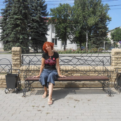 Яна Добрицкая