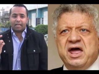 مصطفي سيف العماري : بعد تجميد عضويته داخل المجلس من قبل رئيس النادي .... انا مش هسكت