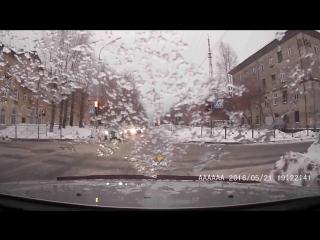 Великое противостояние знаков против светофора