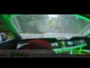 Крутой дрифт батл между ламборджини и фордом мустангом в Россиии