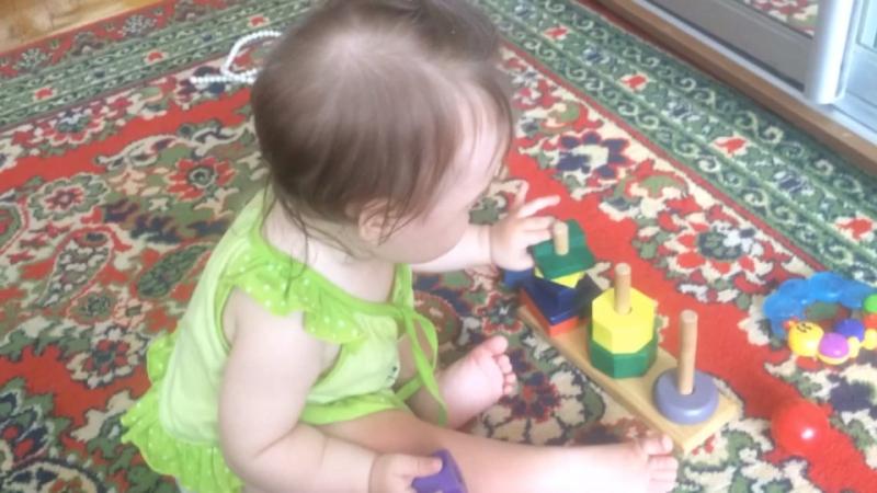 Маше 9 месяцев