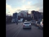 Час пик в Тбилиси